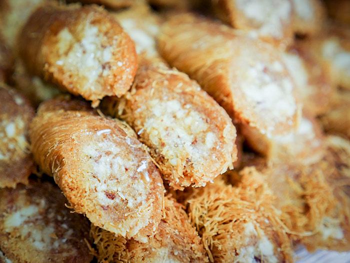 Comida típica de marruecos: Dulces