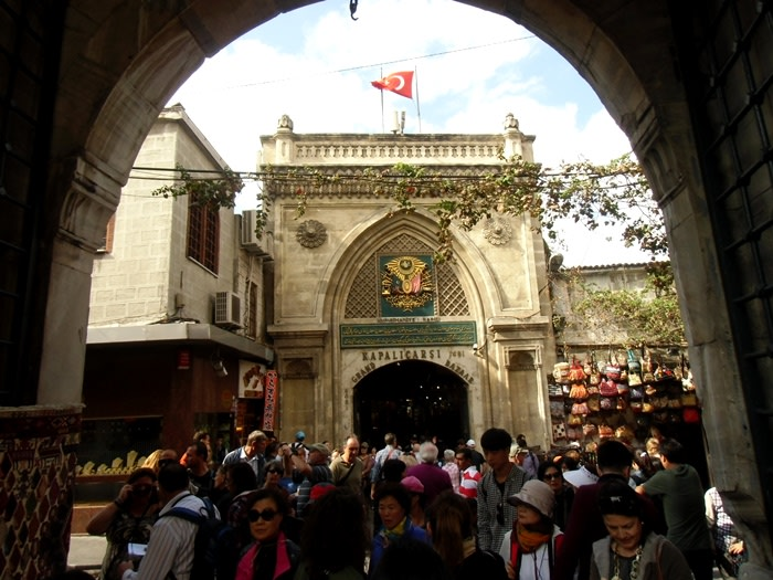 Qué ver en Estambul: gran bazar