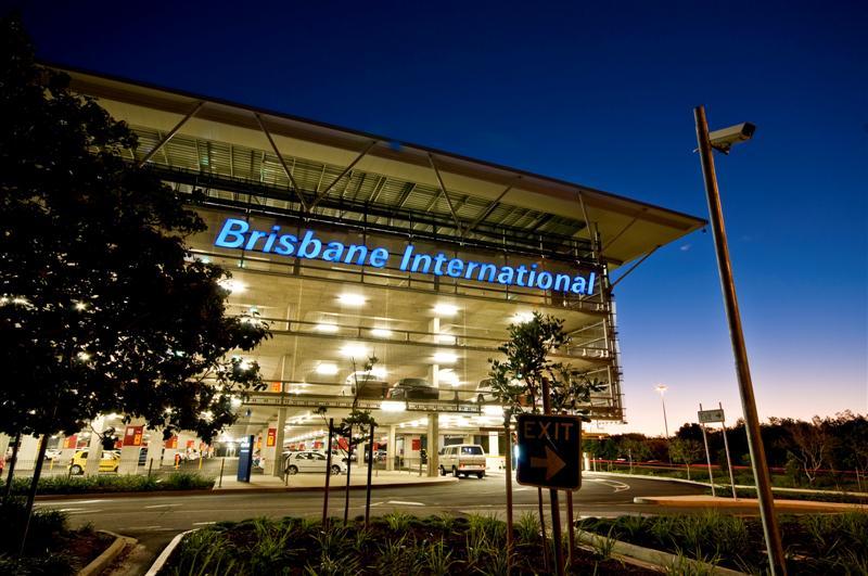 Aeropuerto Internacional de Brisbane.