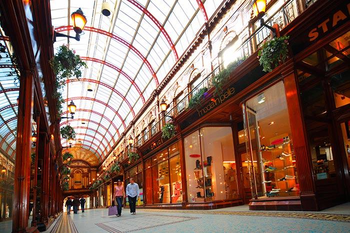 Central Arcade. Image courtesy of NewcastleGateshead Initiaive