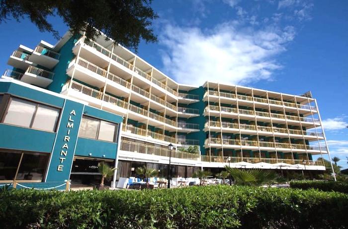 Hotel para mascotas: Hotel Almirante, en Alicante.