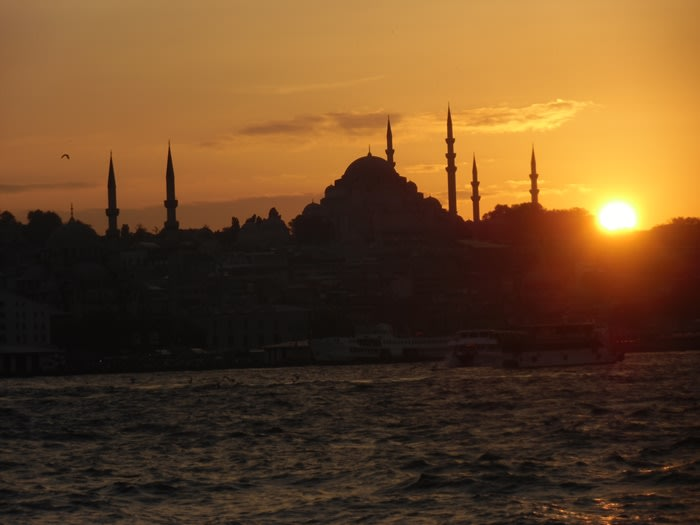 Qué ver en Estambul: Atardecer Estambul