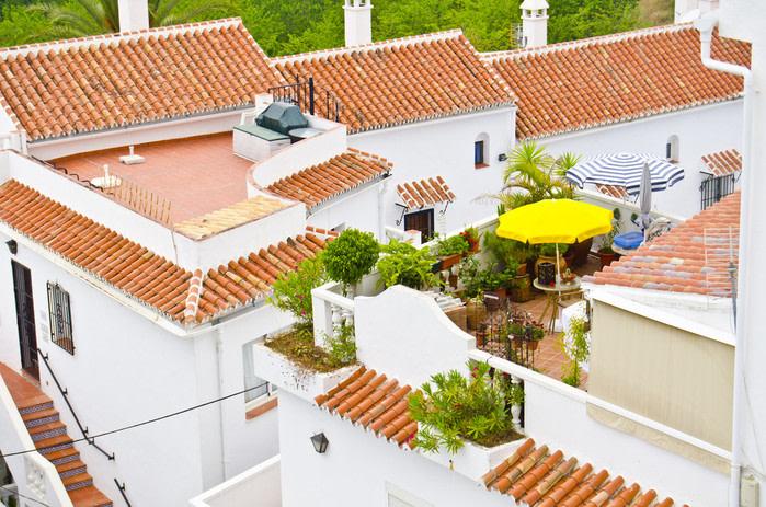 Pueblos blancos: Málaga