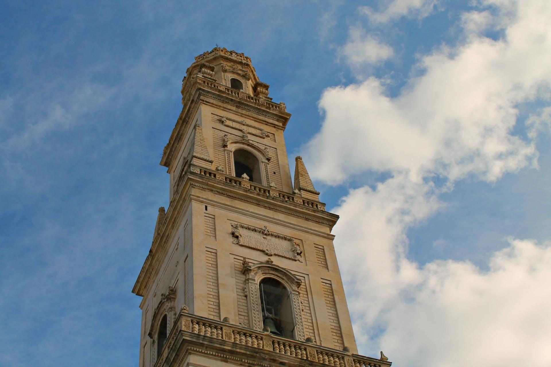 Lecce, Campanile Duomo