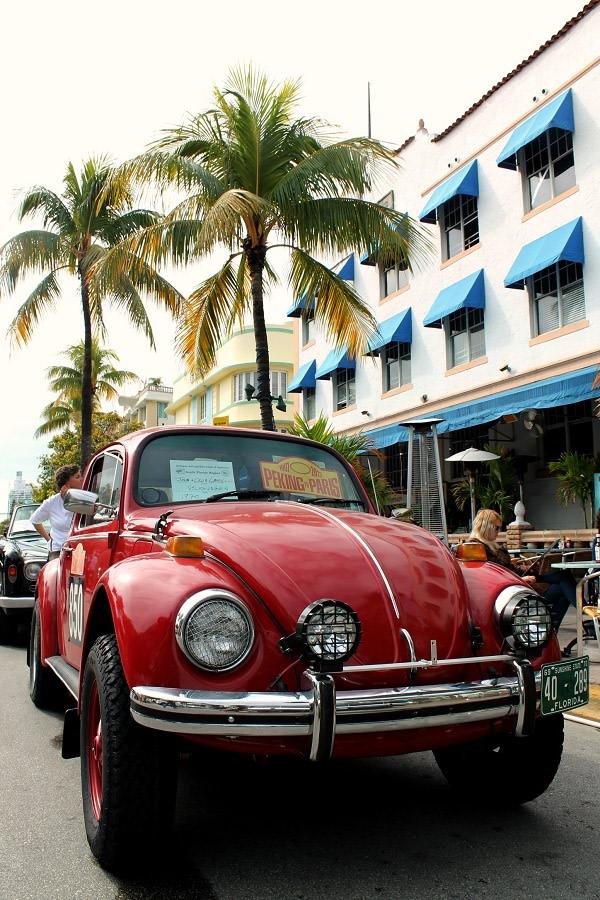 Girare Miami in macchina
