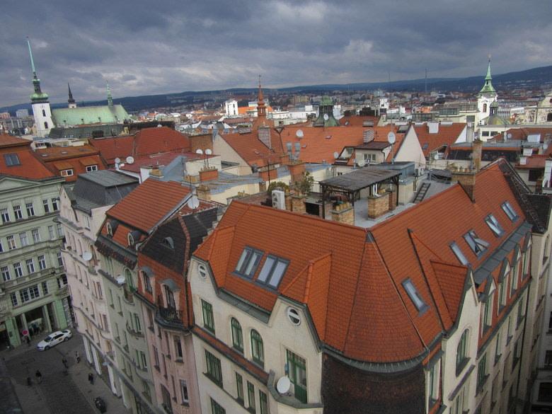 Republica checa: ayuntamiento-brno