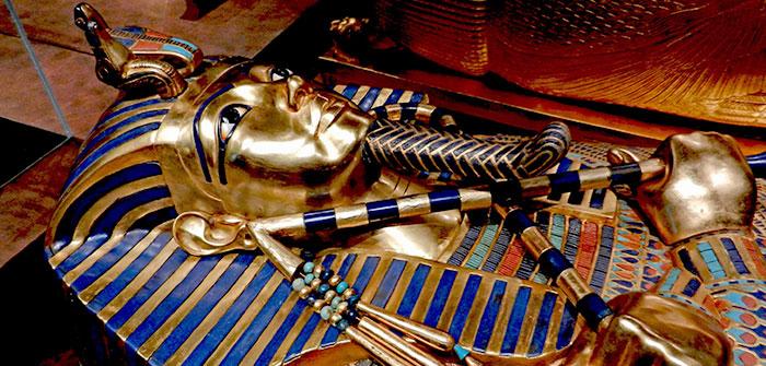 Qué ver en egipto: tumba de tutankamon