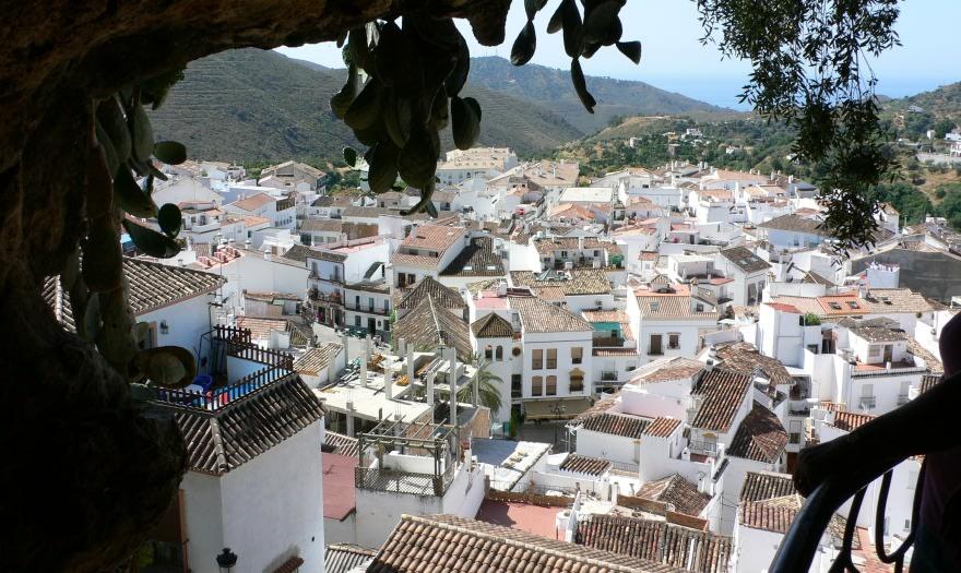 Ojén, en Málaga