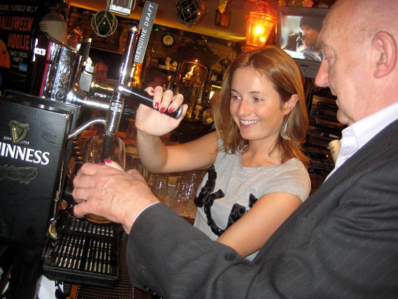 Qué hacer en Dublín: pub