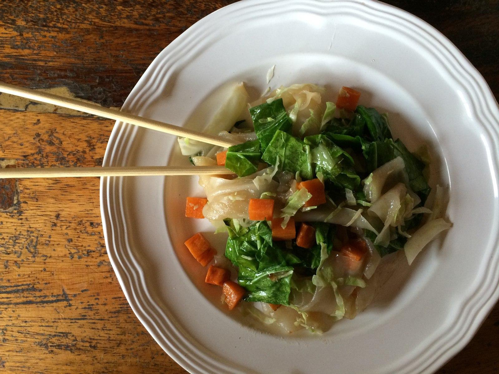 Sukhothai noodles