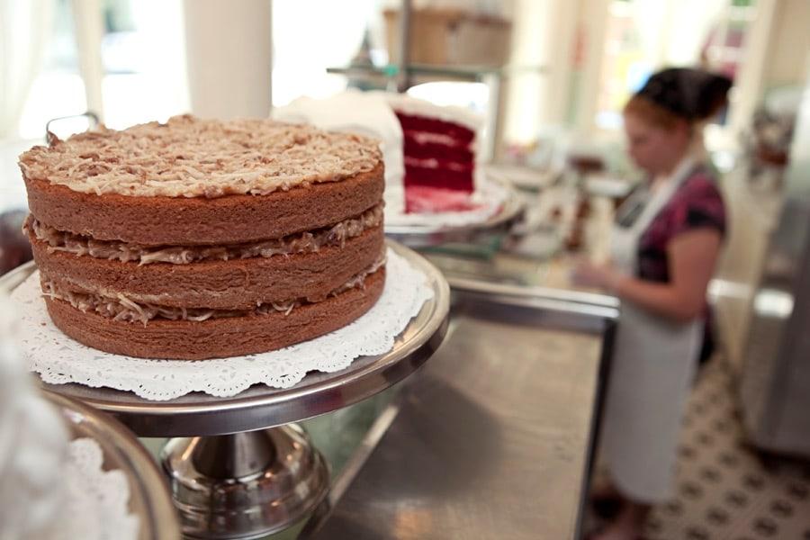 Magnolia Bakery, Chocolate Cake