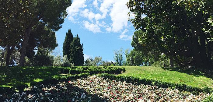 Planes con niños en Barcelona: Parque Joan Brossa