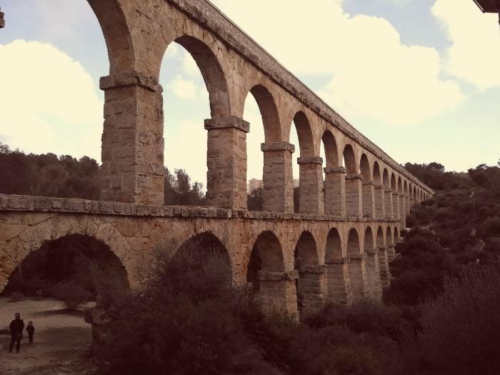 Acueducto de Tarragona.