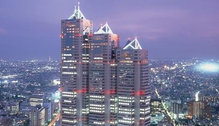 Park Hyatt Tokyo Hotel Exterior