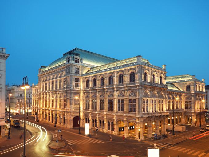 Vienna teatro