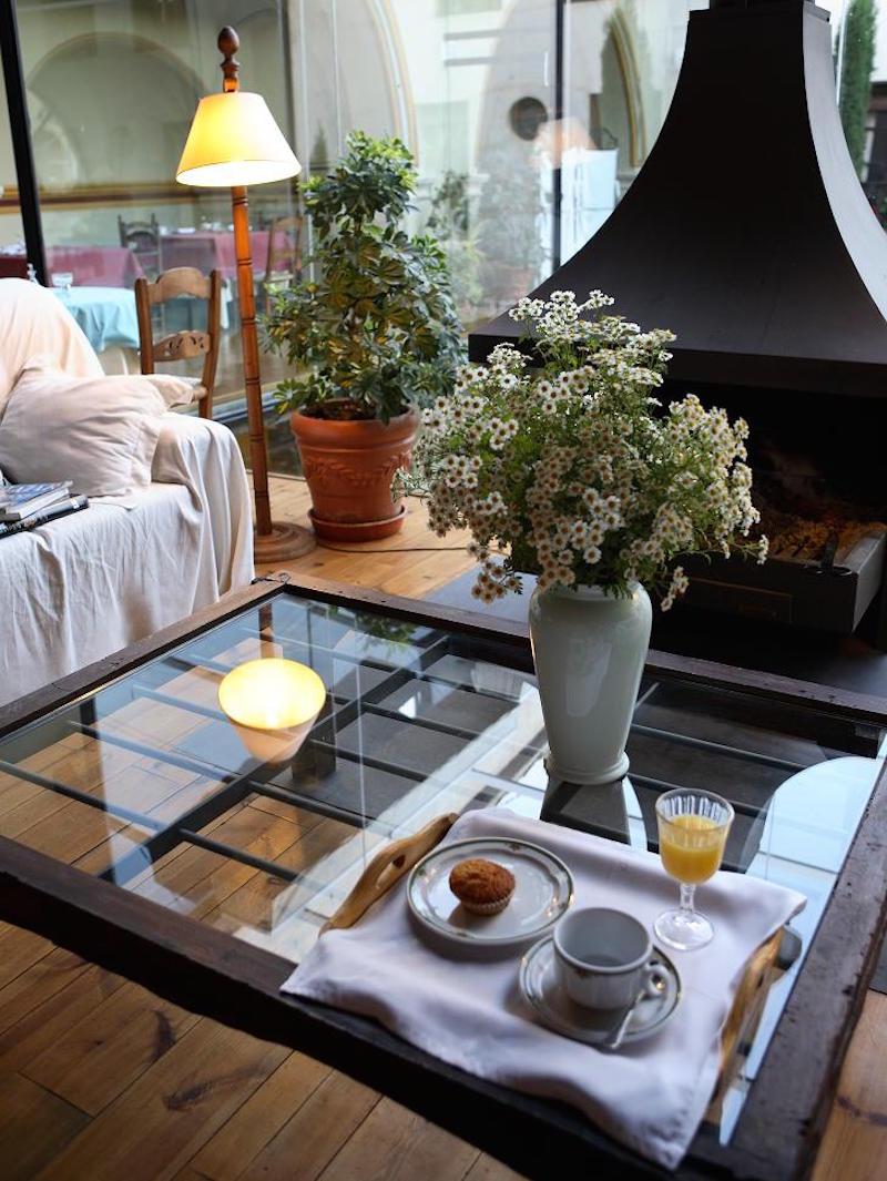 Hotel Convent en la Fresneda - desayunos