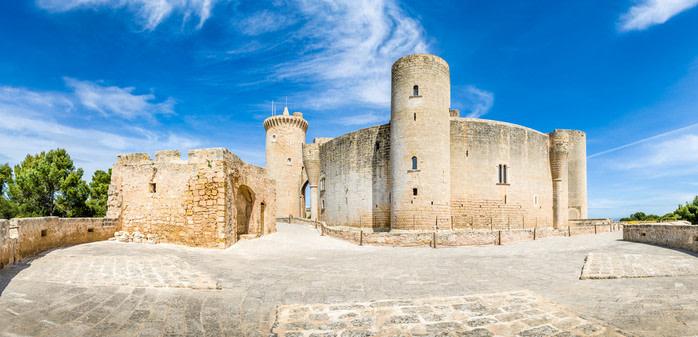 Qué ver en Mallorca: Castillo de Bellver