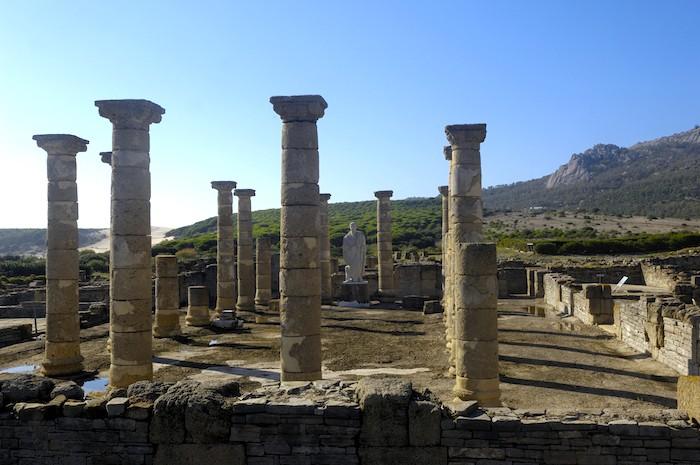 qué ver en tarifa: ruinas baelo claudia bolonia tarifa