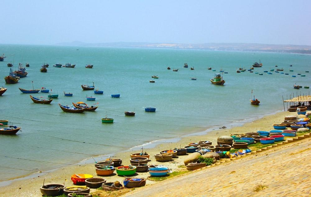 barchette tipiche Vietnam 2 1000