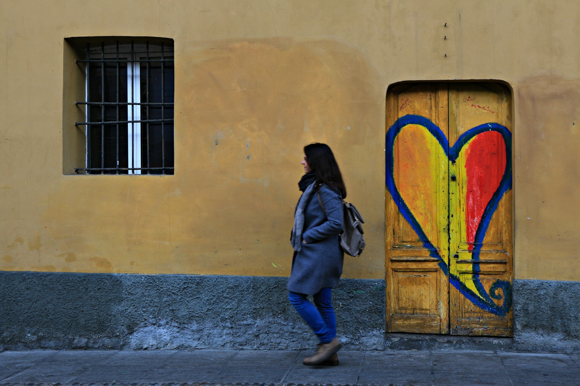 Navigli, street art a Milano