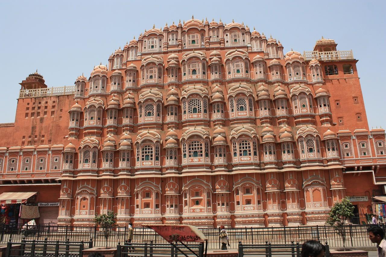 Palacio de vientos : La India