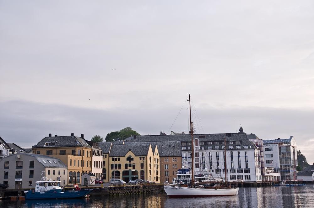 norvegia sole