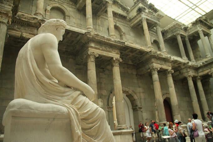 Museo de Pergamo isla de los museos berlin