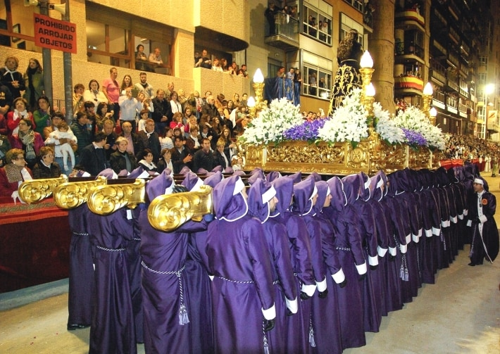 procesion lorca