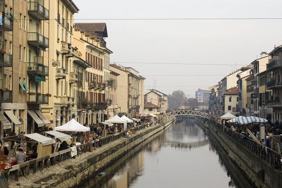 Mercati a Milano