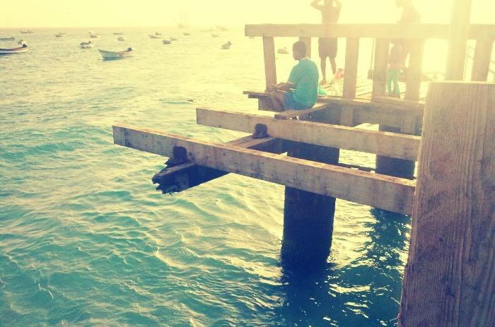 Cabo Verde: Playa de Santa María
