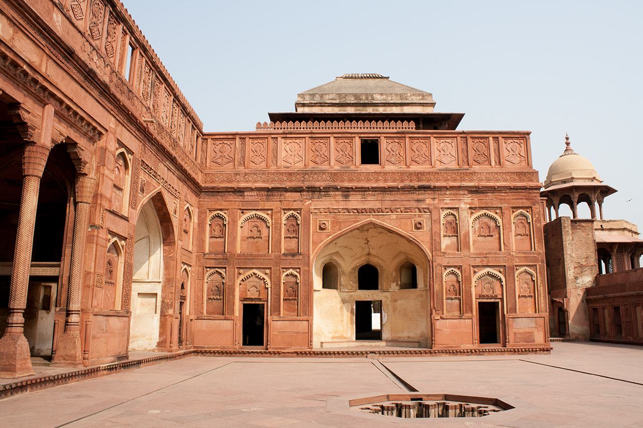 Agra:, la India