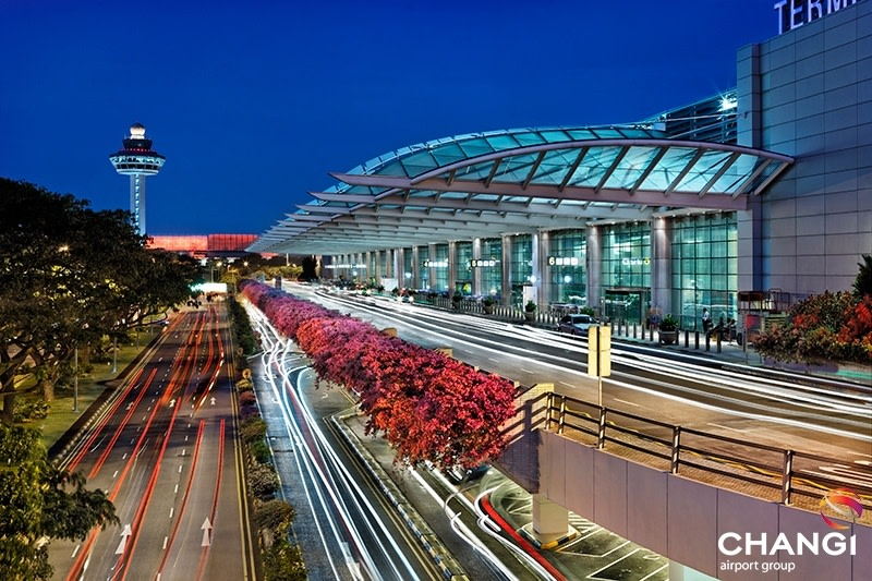 Aeropuertos del mundo: Changi en Singapur