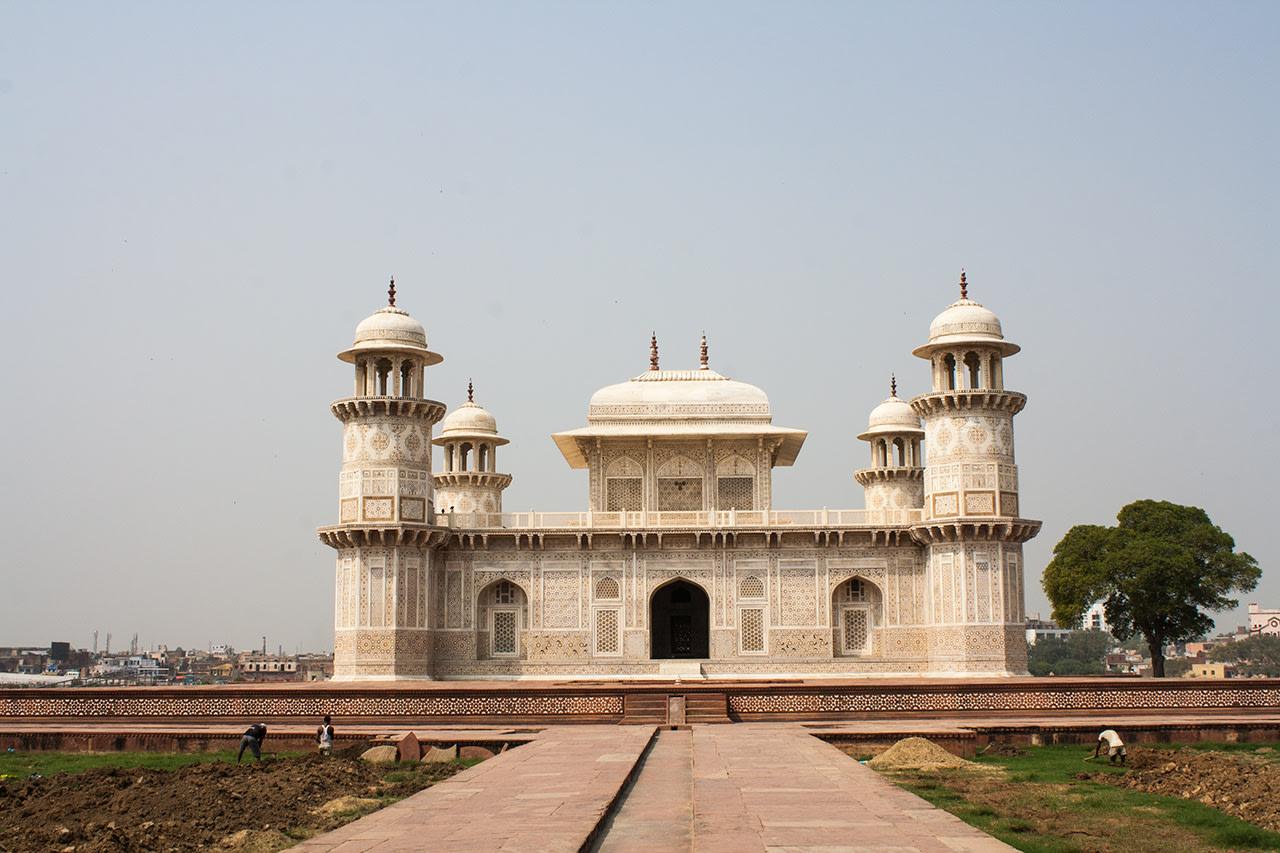 Baby Taj : La India