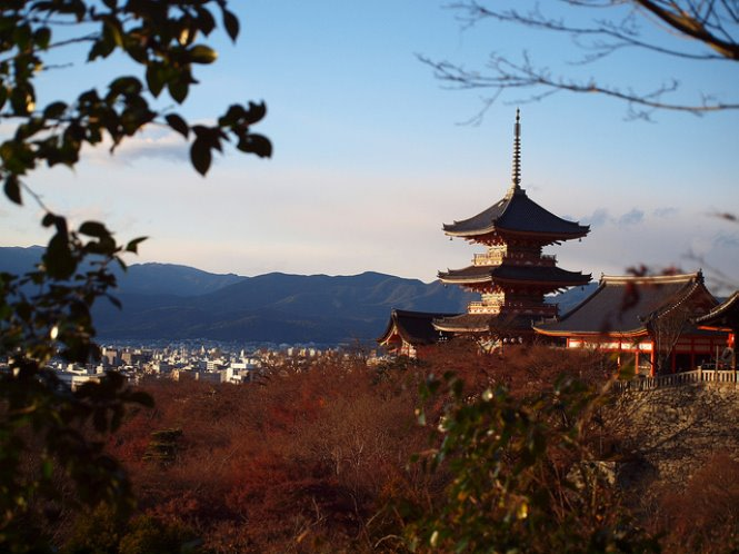 Kioto Japon