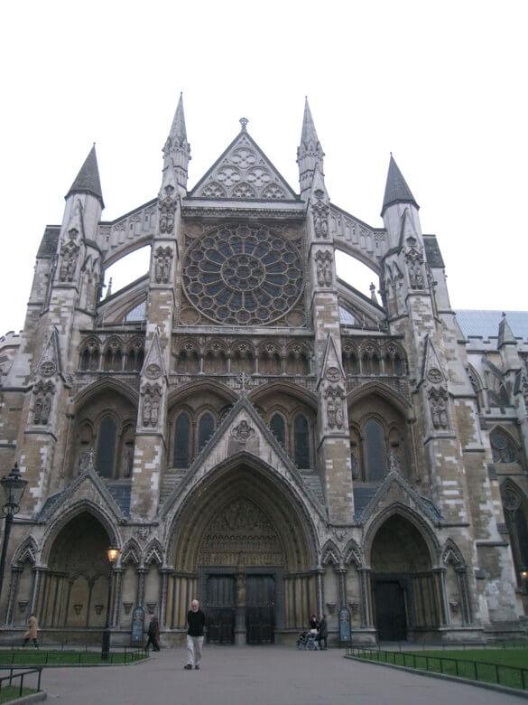 londres gratis visitar la abadia de westmister