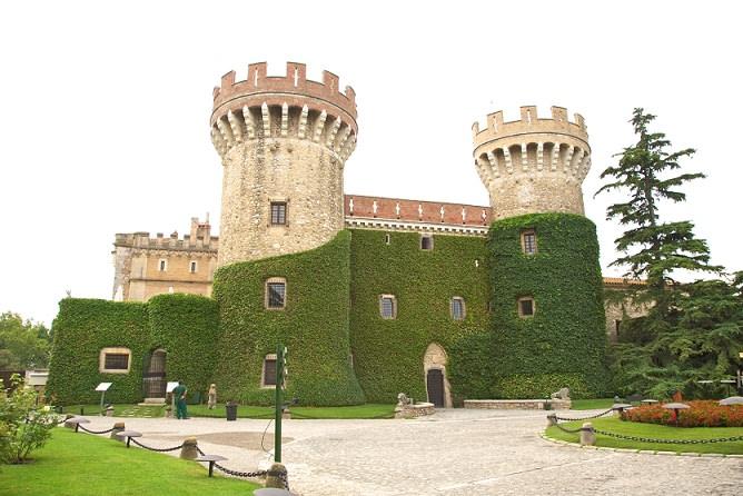 ruta de los castillos de espana