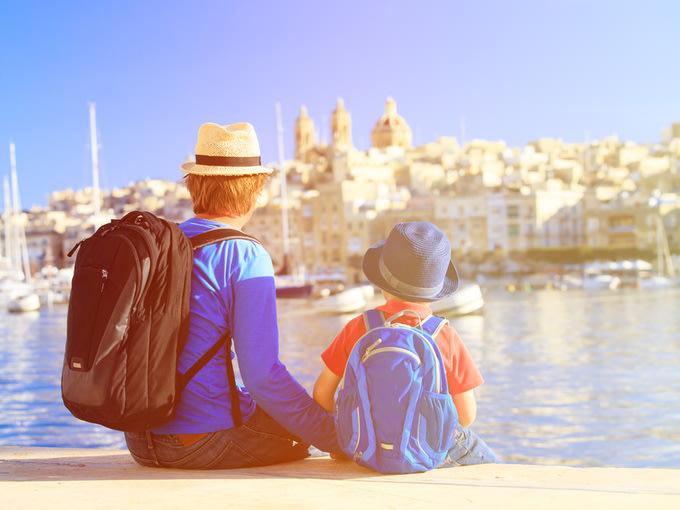 viaggi per genitori single1