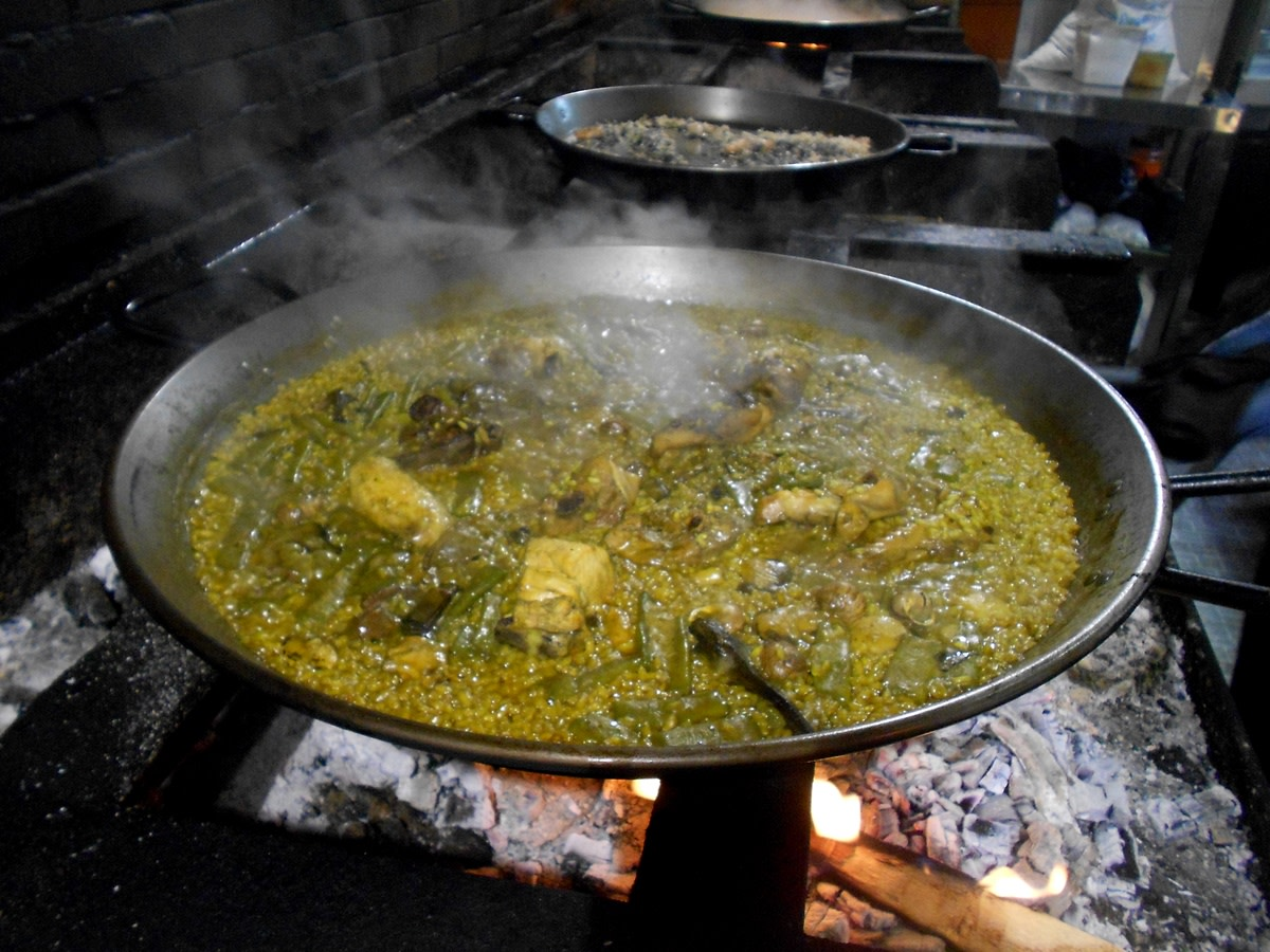 arroz alicante hogueras de san juan