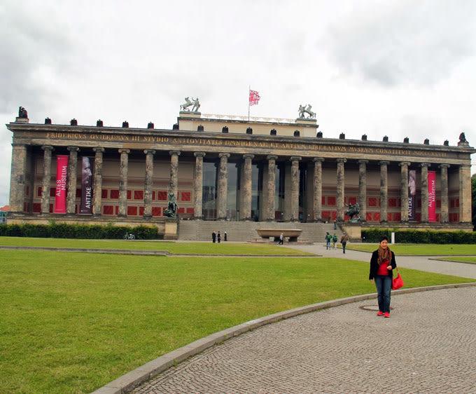 Berlín: La isla de los museos Altes Museum