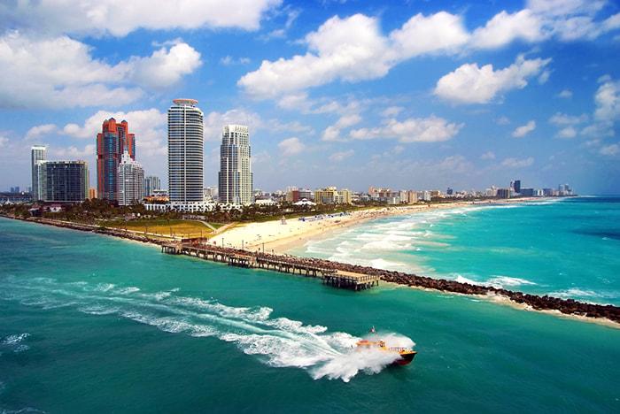 Qué hacer en Miami: playas de Miami