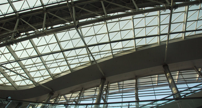 aeropuertos del mundo: Aeropuerto de Seul terminal.