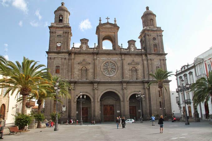 Qué ver en Las Palmas de Gran canaria: Catedral de Santa Ana en las palmas de gran canaria