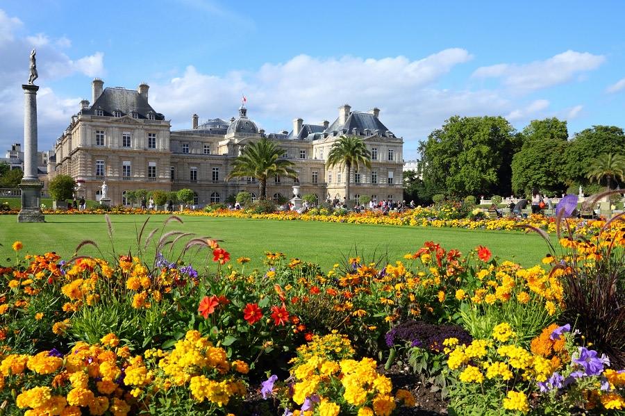 parigi giardini lussemburgo_153054161