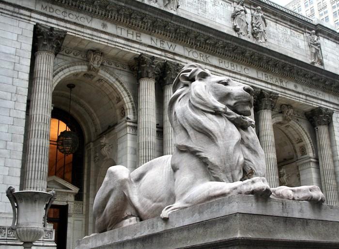 Qué hacer en Nueva York: Biblioteca