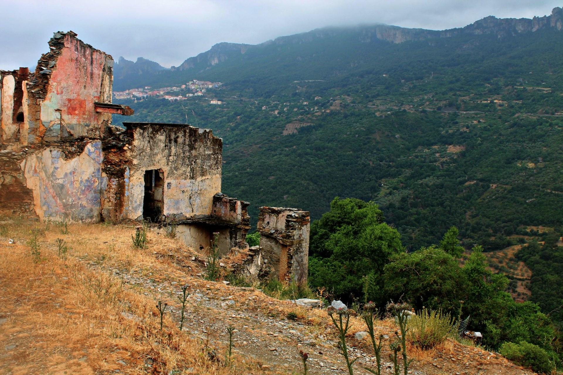 Gairo Vecchio, Sardegna