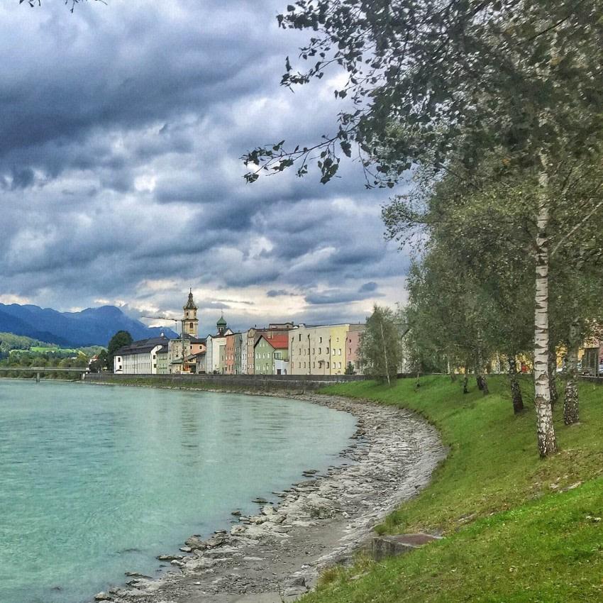 Tirolo austriaco in estate