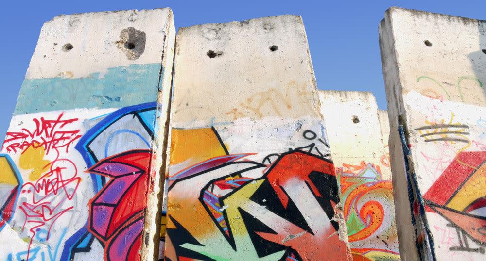 Qué ver en Berlín: muro de Berlín
