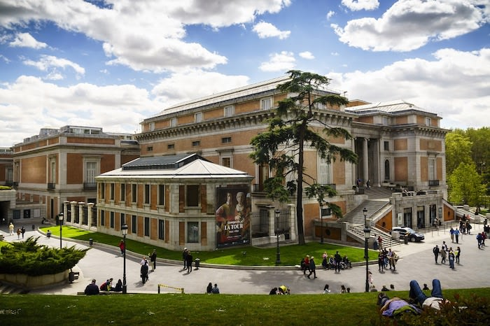 What to do in Madrid: museo del prado