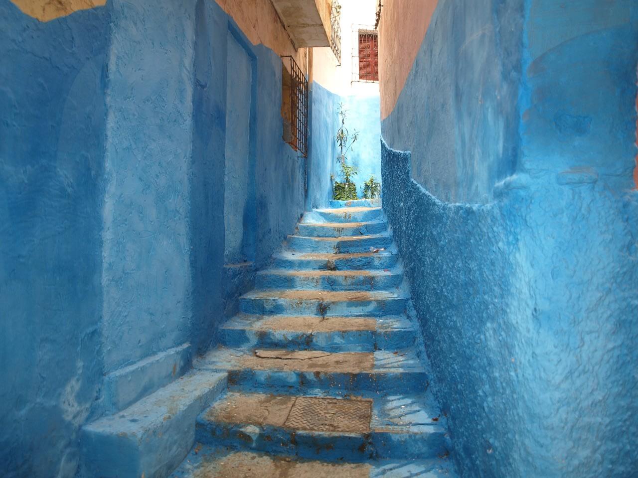 Chefchaouen, tra i luoghi più colorati del mondo