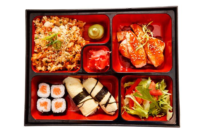 Qué ver en Tokio: Bento, caja de comida japonesa
